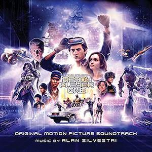 Ready Player One Sountrack CD