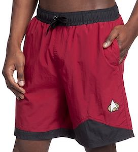 Star Trek Swim Shorts