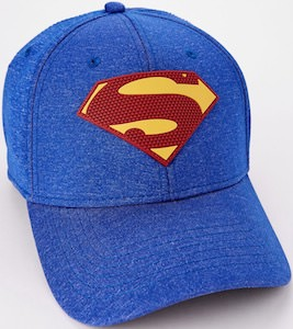 Superman Logo Cap