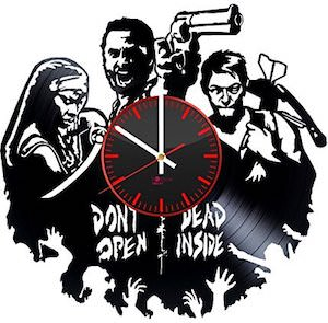The Walking Dead Dead Inside Clock