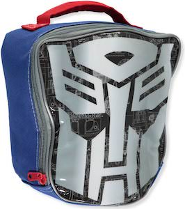 Autobot Lunch Box