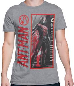Ant-Man the t-shirt from Marvel