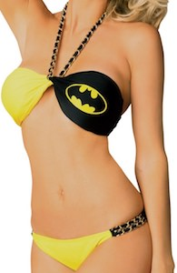 Batman Duo Color Bikini Set