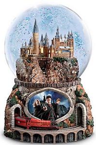Harry Potter Musical Snow Globe