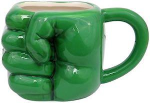 Marvel Hulk Fist Mug