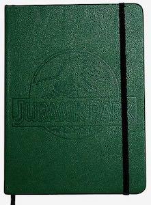 Jurassic Park Notebook