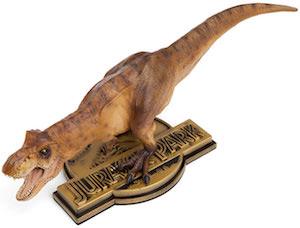 Jurassic Park T-Rex Figurine
