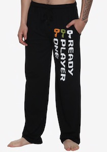 Ready Player One Pajama Pants