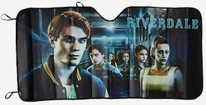 Riverdale Car Sun Shade