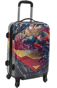 Superman Suitcase