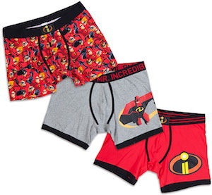 The Incredibles Boxer Shorts