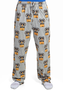 Wall-E Pajama Pants