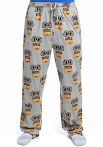 Pixar Wall-E Pajama Pants