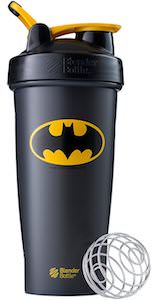 DC Comics Batman Logo Shaker Bottle