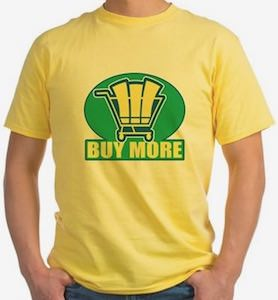 Buy More Logo T-Shirt