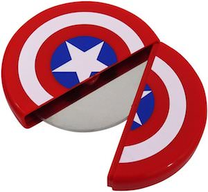 Captain America Pizza Cutter