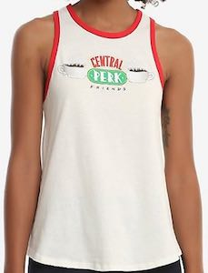 Central Perk Logo Tank Top