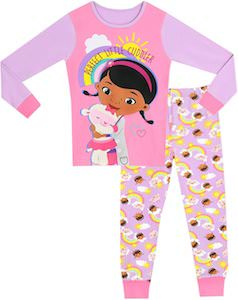 Doc McStuffins Perfect Little Cuddler Pajama