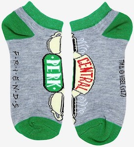 Friends Central Perk Socks