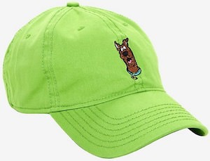 Green Scooby-Doo Cap