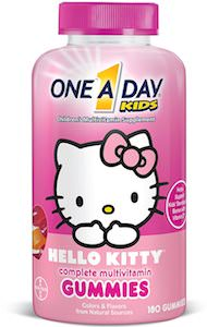 Hello Kitty Kids Vitamins