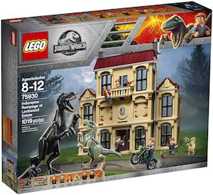 LEGO Jurassic World Lockwood Estate
