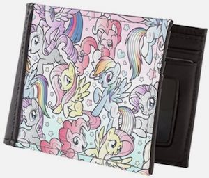 MLP Drawing Wallet