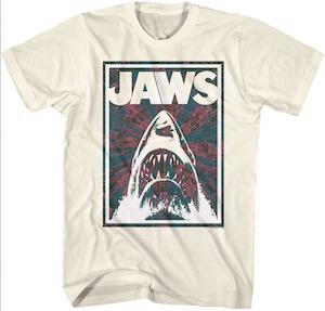 Negative Jaws Shark T-Shirt