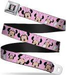 Disney Pink Minnie Mouse Belt