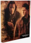 Winchester Brothers Supernatural Binder