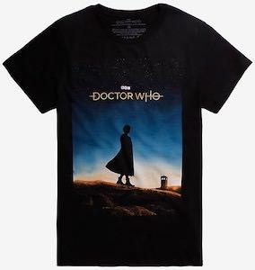 Doctor Who Hillside T-Shirt
