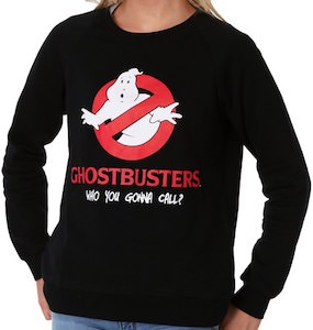 women's Ghostbusters Sweater
