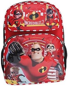 Incredibles 2 Backpack