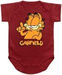 Just Garfield Baby Bodysuit