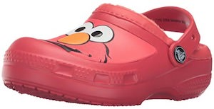 Kids Elmo Crocs