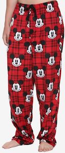 Men's Mickey Mouse Pajama Pants
