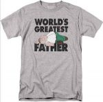 Peter Griffin World's Greatest Father T-Shirt