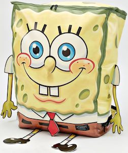 SpongeBob Character Backpack