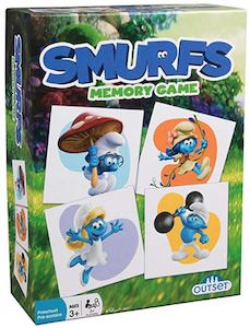 The Smurfs Memory Game