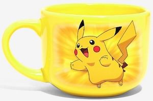 Pokemon Yellow Pikachu Mug