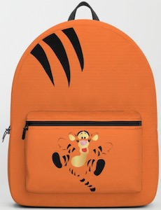 Bouncing Tigger Backpack
