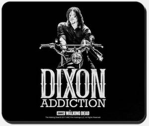Dixon Addiction Mousepad