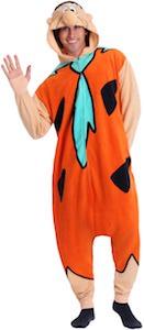 Fred Flintstone Onesie Costume Pajama