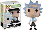 Rick and Morty Funko Pop Rick Figurine