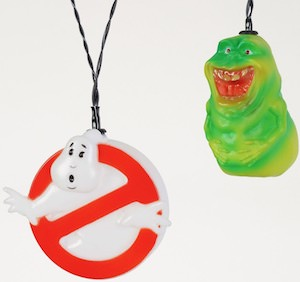 Ghostbusters string Lights