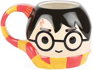 Harry Potter Face Mug