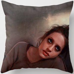 Darlene Alderson Pillow