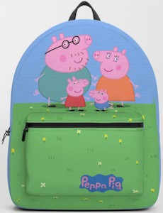 Peppa Pig Family Backpack