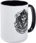 Sons Of Anarchy Reaper Mug