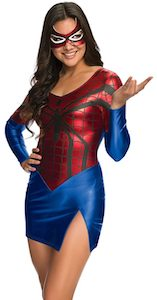 Spider-Man Dress Costume